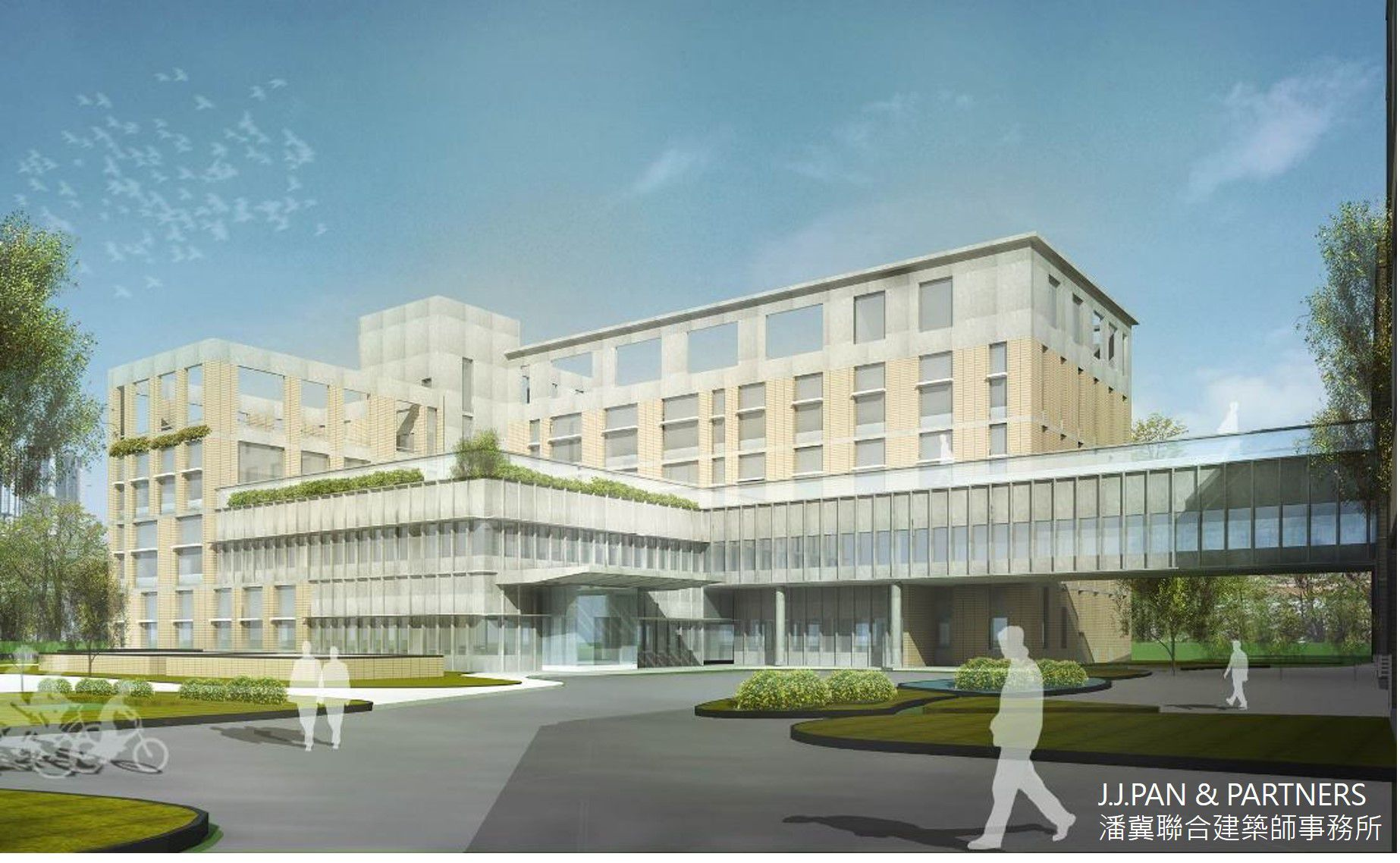 """Radiation and Proton Therapy Center"", National Taiwan University Hospital"