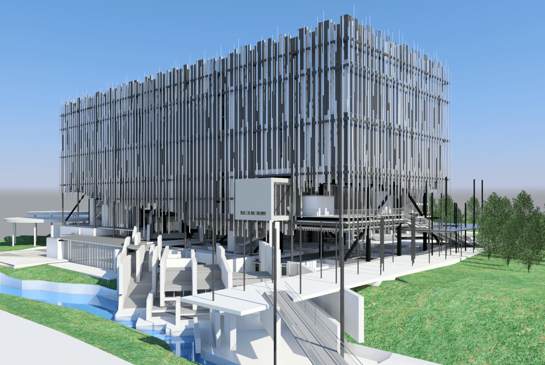 新北市立美術館興建工程
