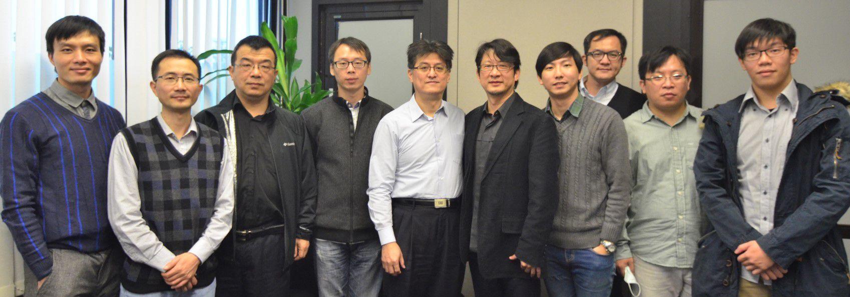 Autodesk中國區開發技術顧問團隊來訪WeBIM