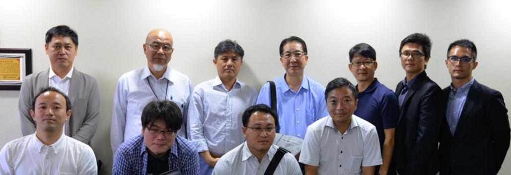 日本文部科学省   BIM 技術委員來訪 WeBIM